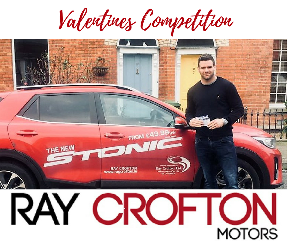 Ray Crofton Motors Valentines Competition